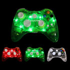 Glow Light Wireless Gamepad Game Consoles Controller For Xbox 360/ 360 Slim & PC