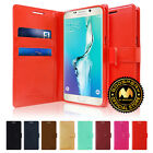 GOOSPERY® BlueMoon Card Diary Wallet Case Cover For Samsung Galaxy S6 Edge+ Plus