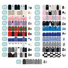 Beauty Nail Art Decal Wrap Sticker Manicure Self Adhesive Polish Foil Decor DIY