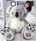 New Big Cute Australia  Koala Cotton Plush Toy Doll Stuffed Animal 4 Choice-Gift