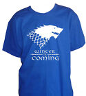 fm10 t-shirt bambino WINTER IS COMING Game of Thrones CINEMA&TV