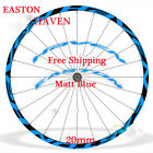EASTON HAVEN Mountain Bike Bicycle Wheel set Rim Sticker For MTB DH Race Decal