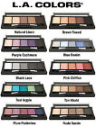 L.A. COLORS 5 Color Matte Eyeshadow Palette NEW **You Choose Shade**