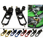 Chain Adjusters Tensioners with Swingamr Spools Fit 2016-2017 YAMAHA MT-10 FZ-10