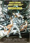 MOONRAKER JAMES BOND Movie Poster [Various Sizes] $10.0 USD on eBay