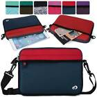 Universal 8 - 10 Inch Tablet Sleeve and Shoulder Bag Case Cover 2-in-1 NDS2-5