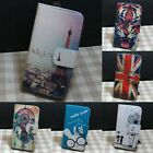 "New Wallet Flip Case cover For Alcatel One Touch Pixi 4  (4.0"" inch) 4034 4034d"