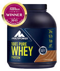 MULTIPOWER 100% PURE WHEY PROTEIN 2KG PROTEINE CONCENTRATE ISOLATE SUPER PROMO