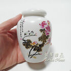 Raw Style - Chinese Clay Tea Leaf Container / Jar / Caddy / Canisters 8.5cm