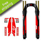 2017 Mountain Bike Reflective Fork Stickers For Rock shox SID MTB DH Race Decals