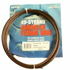 AFW 49 Strand Stainless Steel Shark Leader Wire