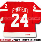 BOB PROBERT DETROIT RED WINGS JERSEY CCM VINTAGE RED