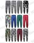 Womens Skull Comic Army Aztec Ali Baba Hareem Baggy Pants Trousers Leggings 8-26