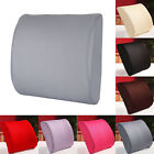 Memory Foam Lumbar Back Support Cushion Relief Pillow for Office Home Car Seat