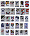 NHL Hockey Decal Stickers 2 Stickers per card - Choose from 30 Teams $1.49 USD on eBay
