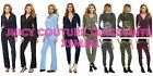 NWT Juicy Couture Velour Tracksuit Embellished Jacket Jogger or Bootcut Pants XS