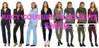 NWT Juicy Couture Velour Tracksuit Embellished Jacket Jogger or Bootcut Pants S