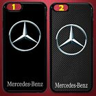 Mercedes benz car logo case cover for Apple iPhone, Samsung, HTC.