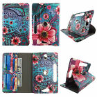 for Toshiba Thrive 7inch Case Slim PU Leather Slim Folio Stand ID Slots Cover