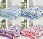 Blossom Duvet Cover - New Quilt Cover With Pillow cases Single Double Super King