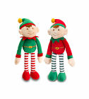 ELF made by keel 2 choices.Use as a toy, elf on the shelf, christmas eve boxes.