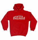 EVOLUTION DOG WALKER HOODIE hoody puppy dogs funny birthday gift present himher