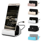 Micro USB Desktop Charging Dock Stand Charger For Various Mobile Smartphones New