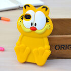 3D Animals Cat Bear Cartoon Soft Silicone Case Cover Back Skin For iPhone Gift