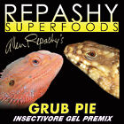 Repashy Grub Pie Bearded Dragon Tegu Monitor Skinks Reptile Lizard Food