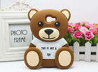 New Cartone Bear Animato in Silicone Gomma Custodia Cover Caso Per Huawei Sony