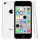 "New Apple iPhone 5c White 16GB (Factory Unlocked) 8MP 4"" GSM Smartphone iOS 9.1"