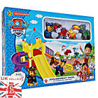PAW PATROL Amusement Park GAME Kids Childrens Xmas Toy Action Figure PAW Set