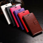Card-Slot Flip Leather Wallet Case Cover For Google Pixel XL