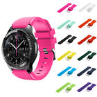 Fasion New Silicone Watch Sport Band Bracelet Strap For Samsung Gear S3 Frontier