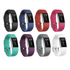 New For Fitbit Charge 2 Watch Replace Silicone Watchband Sport Watch Band Strap
