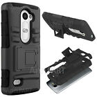 Shockproof Hybrid Rubber Armor Kickstand Protective Case Cover for Cellphone