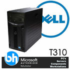 Dell PowerEdge T310 Quad Core Tower Server Xeon X3450 Customisable RAM HDD