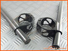 50mm Clip Ons Handle Bars Yamaha YZF R1 1998 - 2002 Fork CNC Hollow Clip On