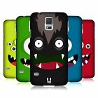 HEAD CASE DESIGNS JOLLY MONSTERS HARD BACK CASE FOR SAMSUNG GALAXY S5 / S5 NEO