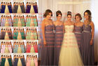 Long Chiffon  Evening Formal Party Ball Gown Prom Bridesmaid Dress Size 6·20