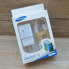 For Samsung galaxy S7 S6 Edge+ Note 5 Original adaptive Fast Wall Charger Cable