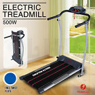 Portable Electric/Manual Motorized Treadmill Machine Folding Running Gym Fitness