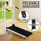 Portable Electric Manual Motorized Treadmill Machine Folding Running Gym Fitness