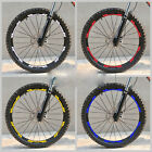 New Mountain Bike Wheel Set Rim Stickers For XT 776 MTB Cycling Race Dirt Decals