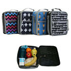 Fridge-To-Go MEDIUM Lunch Cooler Bag - Keeps cold for up to 8hrs - New Prints!