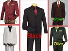Men's Big & Tall Suit - Jacket & Pants  - Size 48 to 70 - HIGH QUALITY ($199)