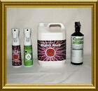 Cypermite, PM Wash, M-Wash Plant washes All Certified Safe Hydroponics