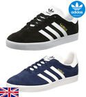 Men's ADIDAS Originals Gazelle Suede Trainers Sports Shoes Footwear BRAND NEW