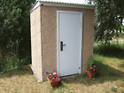 QUALITY POPULAR SHED 7ft CONCRETE SHED / WORKSHOP