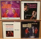 THE SMOTHERS BROTHERS - LOT OF 4 RECORDS (3 ARE STEREO!)